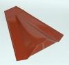 Pontszellőző fém (trapéz forma)