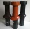Szellőzőcső + esővédő sapka d=110mm