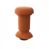 Szellőzőcső + esővédő sapka VENDUCT d=125mm
